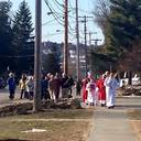 2015 Palm Sunday Vigil with Bishop LaValley photo album thumbnail 1